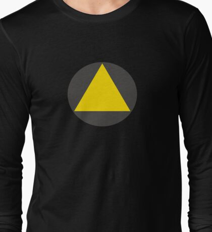 Legion Triangle! Long Sleeve T-Shirt
