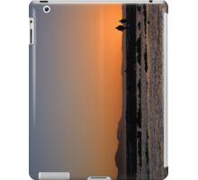 Gone fishing iPad Case/Skin