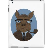 Sartre  iPad Case/Skin