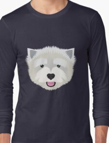 Westie Long Sleeve T-Shirt