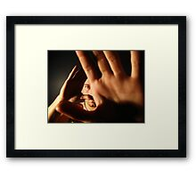 Self-Portrait 2 Framed Print