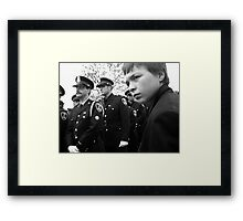 How Young to Understand Death Framed Print