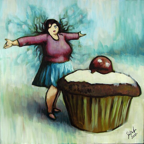 The Fairy of Cakes by Samuel Durkin