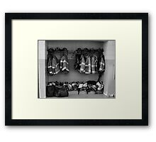 Not All Return Framed Print