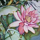 Waterlily by Christiane  Kingsley