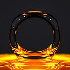 Ring of water by Matt Sillence