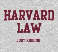 Harvard Law by humerusbone