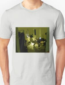 David is watching Wong Ka Wai Unisex T-Shirt