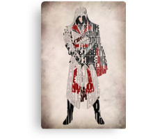 Ezio Vol 2 Metal Print