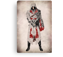 Ezio Vol 2 Canvas Print
