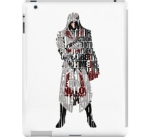 Ezio Vol 2 iPad Case/Skin