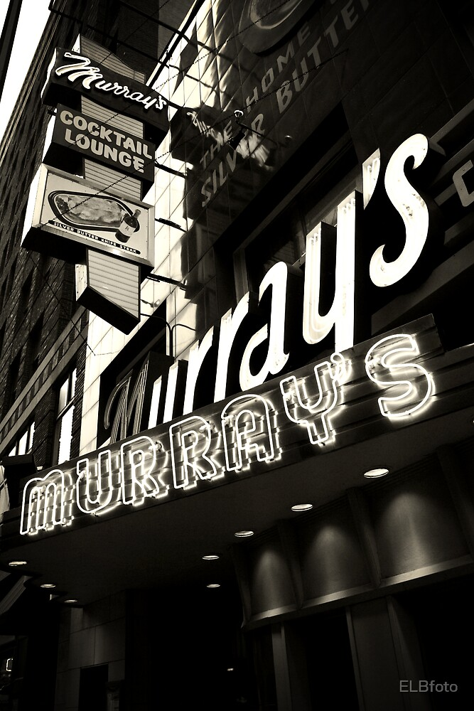 Murray's Cocktail Lounge by ELBfoto