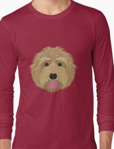 Golden Labradoodle  Long Sleeve T-Shirt