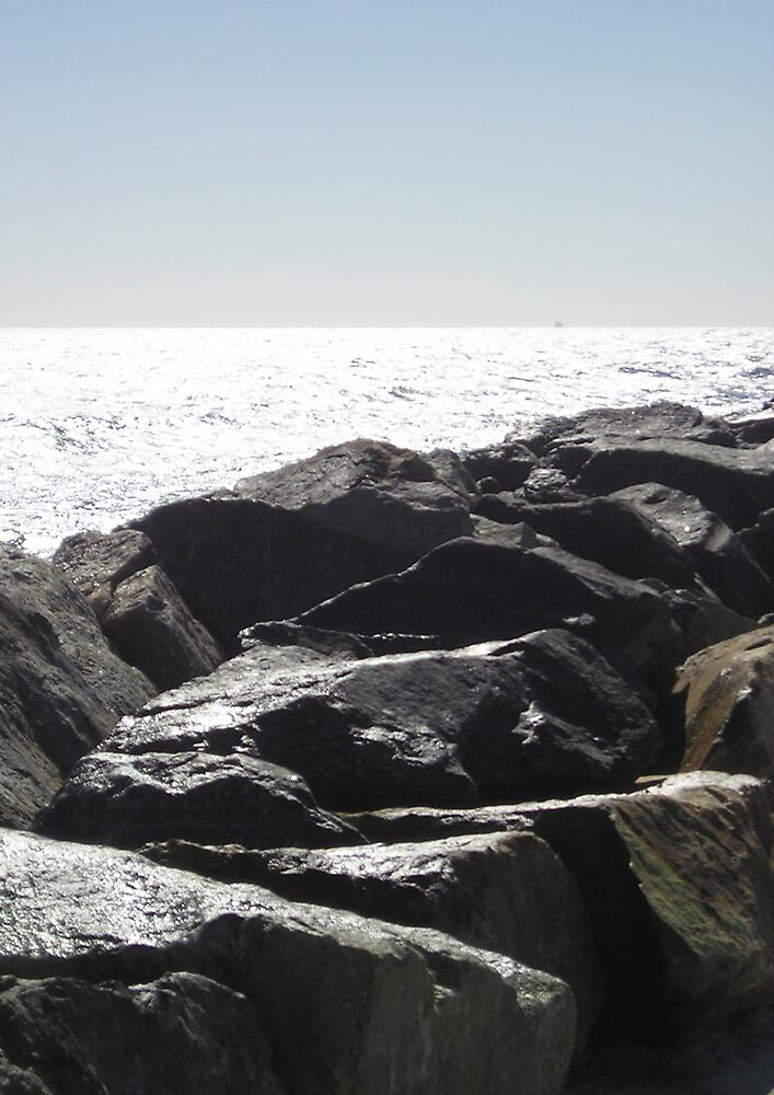 Dock Rocks by Gozza