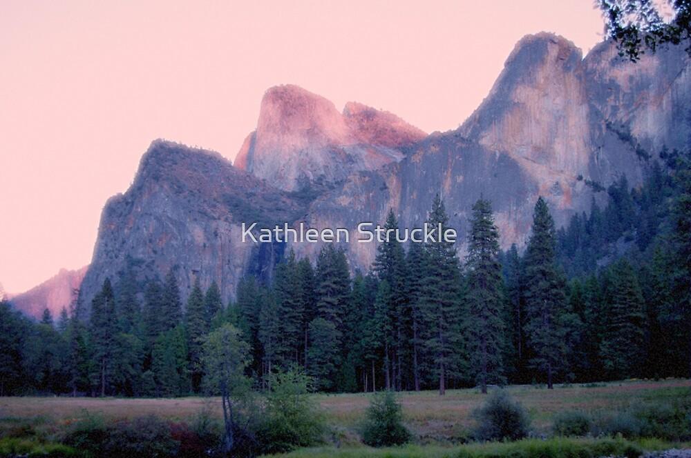 Yosemite Landscape by Kathleen Struckle
