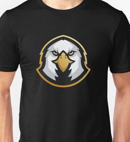Bald Eagle Mascot Logo Unisex T-Shirt