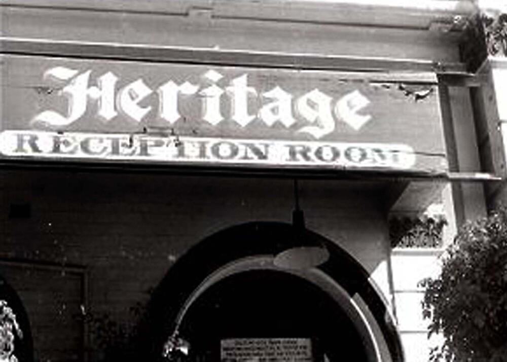 Heritage reception room by Gozza