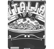 Graphic Element for Italian Background iPad Case/Skin