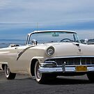 1956 Ford Fairlane Convertible by DaveKoontz