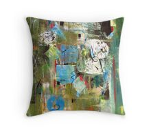 Tumble Dry Throw Pillow