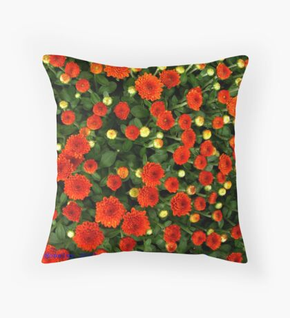 ARTISTIC EXPRESSIONS Throw Pillow