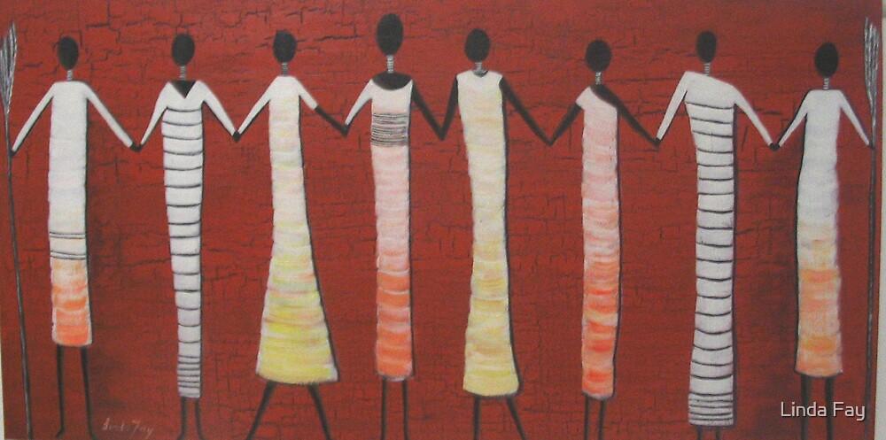 Family 2 by Linda Fay