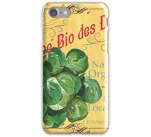 French Market Sign 1 iPhone Case/Skin