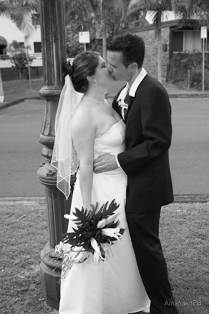 sharon & kerry Wedding by Amanaka28