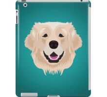 Golden Retriever  iPad Case/Skin