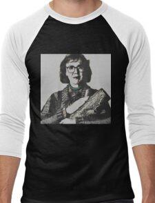 Twin Peaks Log Lady Men's Baseball ¾ T-Shirt