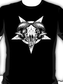 Pentangle - Pentagram / Goat T-Shirt
