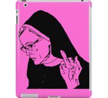 Sister Jude Middle Finger iPad Case/Skin
