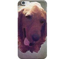 Barley Portrait iPhone Case/Skin