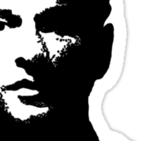 Depeche Mode : King Dave Gahan From Enjoy The Silence -WIP- Sticker