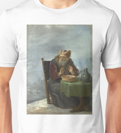 David Teniers The Younger - Winter Unisex T-Shirt