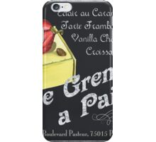 Le Grenier a Pain iPhone Case/Skin
