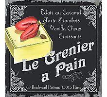 Le Grenier a Pain Photographic Print