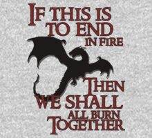 If this is to end in fire - Smaug by tsukiyama