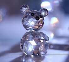 Crystal Bear by John Velocci