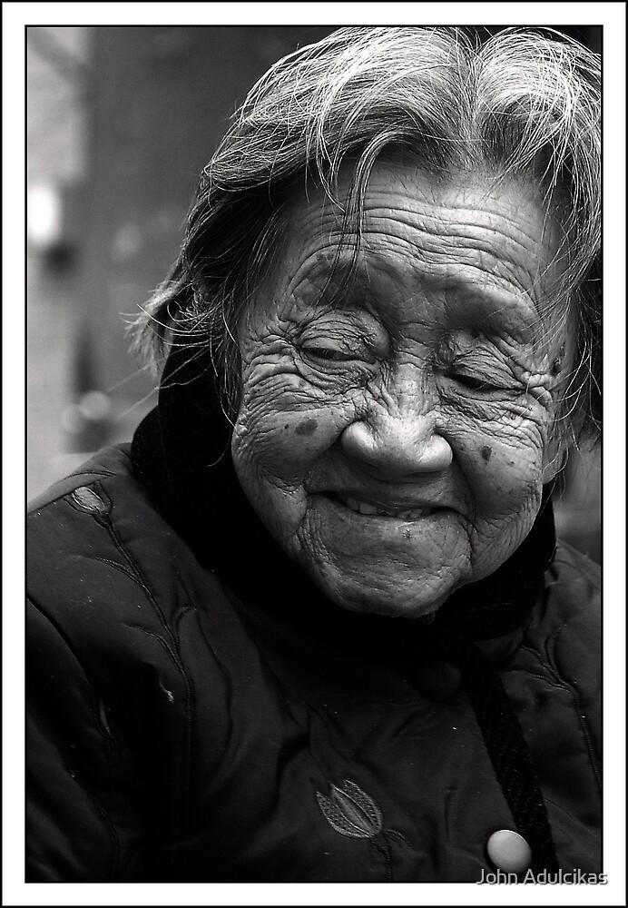 97 years old. by John Adulcikas