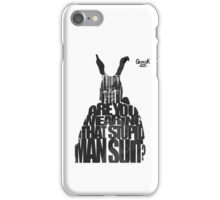 Frank the Bunny iPhone Case/Skin