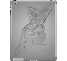 Soldier Two iPad Case/Skin
