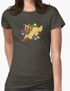 Pokemon - Shiny Poochyena Womens Fitted T-Shirt