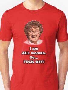 MRS. BROWN'S BOYS - ALL WOMAN T-Shirt