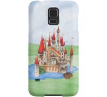 The Red Queen's Castle Samsung Galaxy Case/Skin
