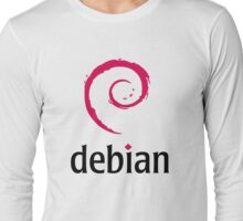 Debian Long Sleeve T-Shirt