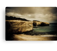 London Bridge, Great Ocean Road, Victoria Canvas Print