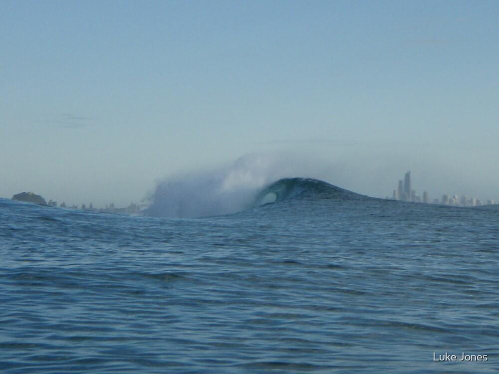 secret wave by Luke Jones