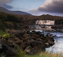 Ashleagh Falls by David James