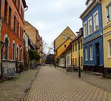 Old town - Gamla Väster, Malmö, Sweden by frommyhorizon